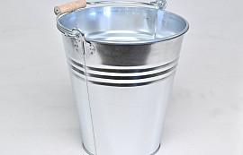 Bucket Zinc H27cm
