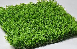 Green Plant Mat 50x50cm