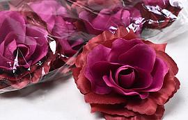 Rose D11cm Red
