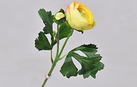 Ranunculus Yellow 35cm