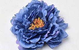 Pioen D18cm Blauw