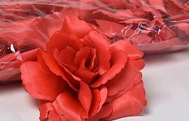Rose D10cm Red