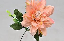 Dahlia D14cm Peach