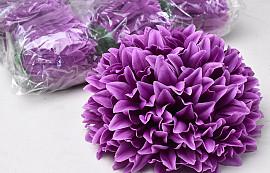Chrysantheme D19cm Lila