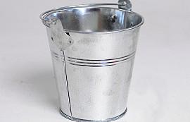 Bucket zinc 10cm