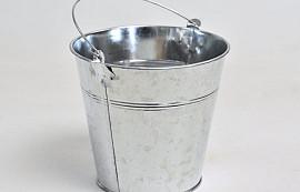 Bucket zinc D16cm