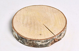 Berkenschijf 16-20cm