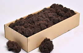 Reindeer Moss Brown 500gr.