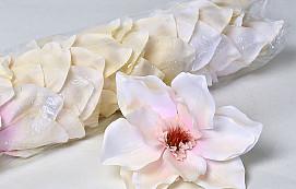 Magnolia D17cm Creme-Roze