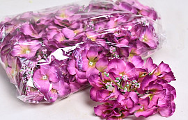 Hortensia Kop D14cm Roze/Paars