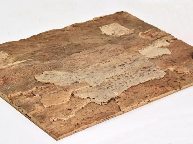 Cork Panel 60x90cm Desert